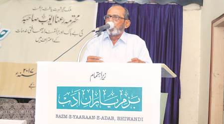 A mushaira for non-Muslims to recite their Urduworks