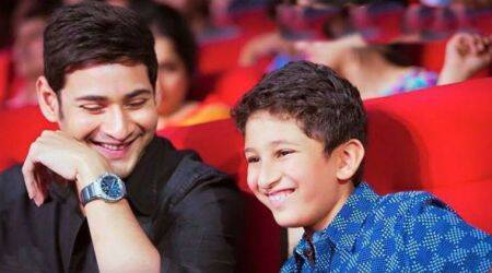 Away in Romania for Spyder, Mahesh Babu writes an emotional message on son's birthday