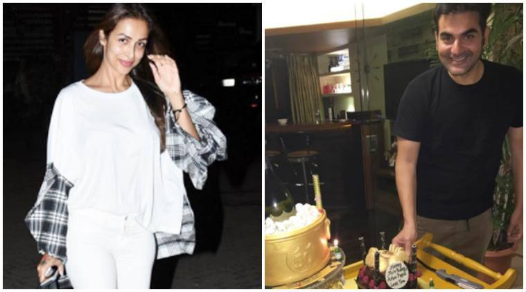 Malaika Arora celebrates former husband Arbaaz Khan's birthday with a watermelon!