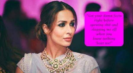 Malaika Arora trolled for 'using husband's money'; but her classy reply is winning the Internet
