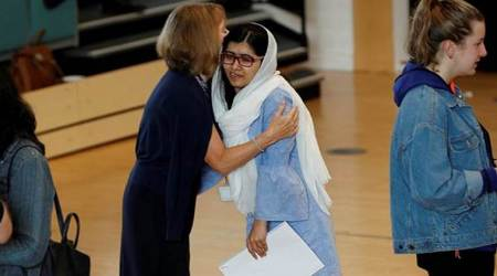 Pakistani Nobel Prize winner Malala Yousafzai gets into Oxford University