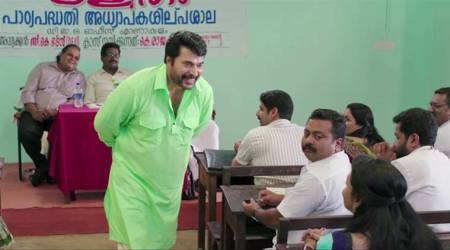 Pullikkaran Staraa trailer: Mammootty as a teacher set to change young minds is something new
