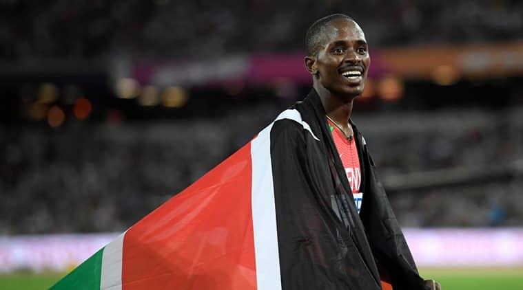 Elijah Manangoi, Asbel Kiprop, 1,500m, sports news, Indian Express