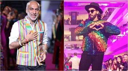 manish arora, lakme fashion week, indian fashion