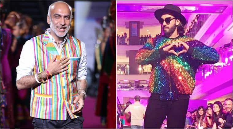 manish arora, lakme fashion week, indian fashion