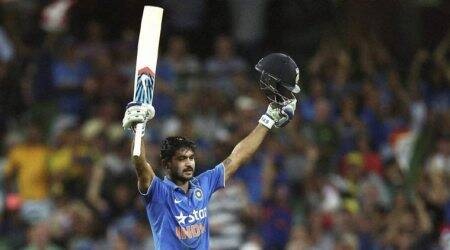 Batting at No. 5 or 6 was a new challenge for me against New Zealand, says Manish Pandey