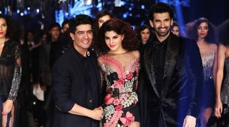 LFW W/F 2017 Finale: Jacqueline, Aditya Roy turn showstoppers for Manish Malhotra