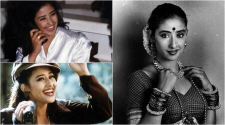 Happy Birthday Manisha Koirala: Before we see her in Sanjay Dutt biopic, here's recounting her blockbuster musical hits