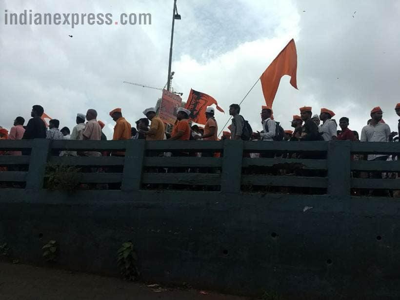 maratha morcha, maratha protest, maratha krantri morcha, maratha reservation, maratha silent protest, maratha silent rally, maratha protest mumbai, maratha community demands, devendra fadnavis, maharashtra, latest news, india news, indian express