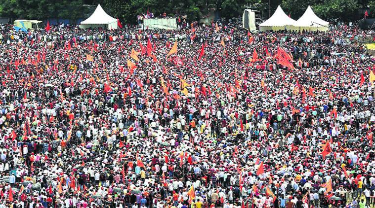 Maratha Kranti Mook Morcha, Maratha Morcha, Byculla Zoo, Azad Maidan, march for reservation, mumbai news, indian express news