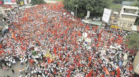 Last silent Maratha march today, leaders warn of aggressive stir if CM Devendra Fadnavis fails to act