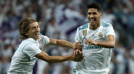 Asensio is going to cause a real stir: Zidane