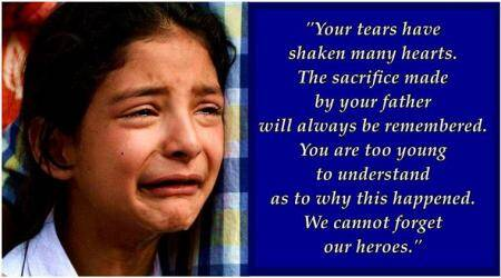 Kashmir Police DIG's heartfelt letter to a martyr cop's daughter will leave youteary-eyed