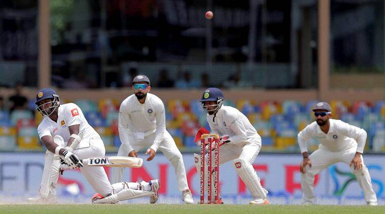 Sri Lanka Safari : Second test : India Outplay Sri Lanka To Clinch Series