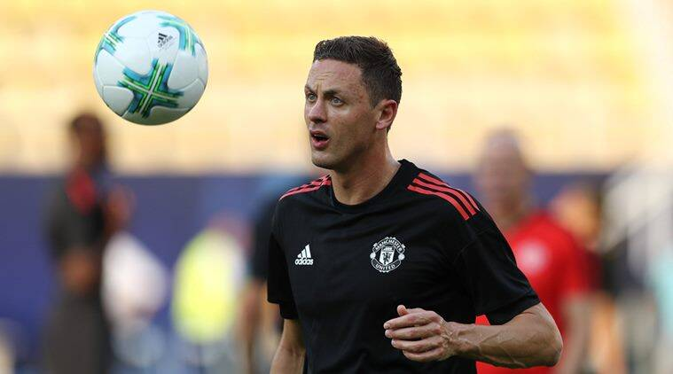 nemanja matic, matic, jose mourinho, mourinho, manchester united, united, sports news, chelsea, football, indian express