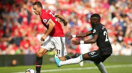 Manchester United is one of the biggest clubs in the world, says Nemanja Matic