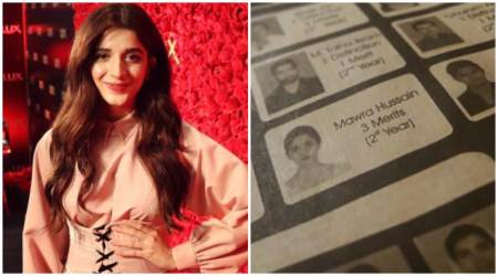 Photo: Pakistani actor Mawra Hocane shares a happy moment of her academic achievement with her fans