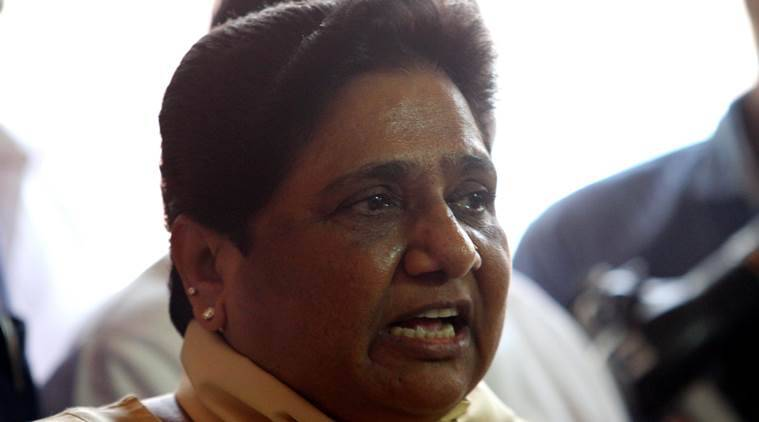 Mayawati, BSP, BSP chief, BJP RSS, Uttar pradesh BJP, dalit party, mayawati dalit, Vrindavan convention, indian express, india news