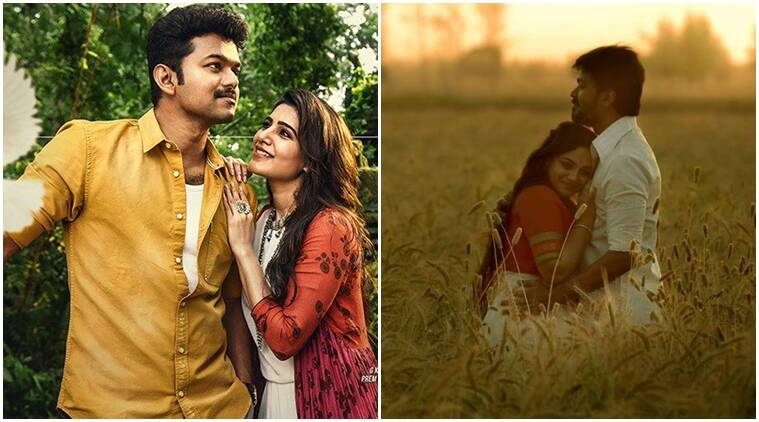 Photos Mersal Song Needhane Vijay And His Two Looks Are Reason