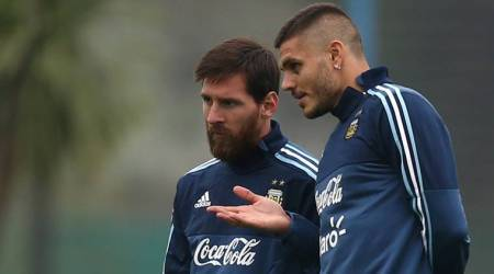 Argentina, Uruguay collide in South America qualifiers