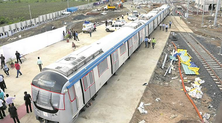 Mumbai Metro, GST, Pune metro, Taxation, reforms, Indian express, Mumbai news, India news