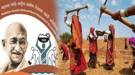 MGNREGA, MGNREGA compensation, Swaraj Abhiyan, MGNREGA cases, Narendra Modi, Modi government, Yogendra Yadav, Prashant Bhushan,
