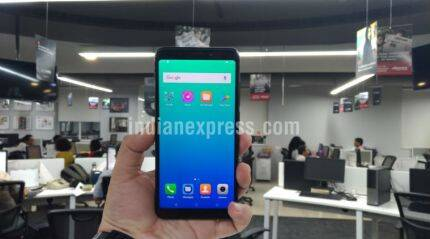 Micromax Canvas Infinity first impressions: Will 18:9 aspect ratio display prove to be a hit?