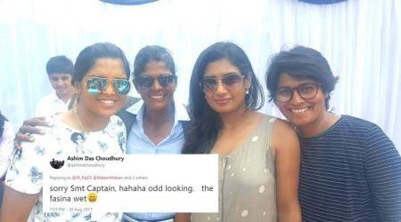 Cricketer Mithali Raj SHUTS troll who calls her out for sweaty armpit; Twitterati applaud