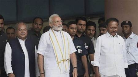 Gifts PM Narendra Modi got in Jan-March: 'House of Commons' wristwatch, Mont blancpen