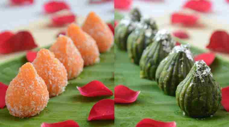 Ganesh Chaturthi, Modak recipes