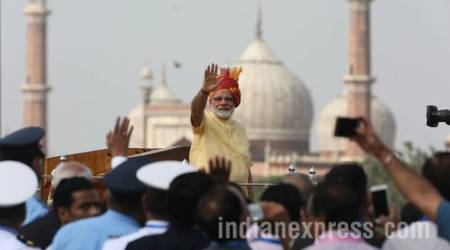 Maharashtra lawyer files plea terming PM's Independence Day speech unconstitutional