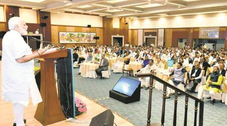 NITI Aayog event: PM Modi asks start-ups to devise tools for better governance