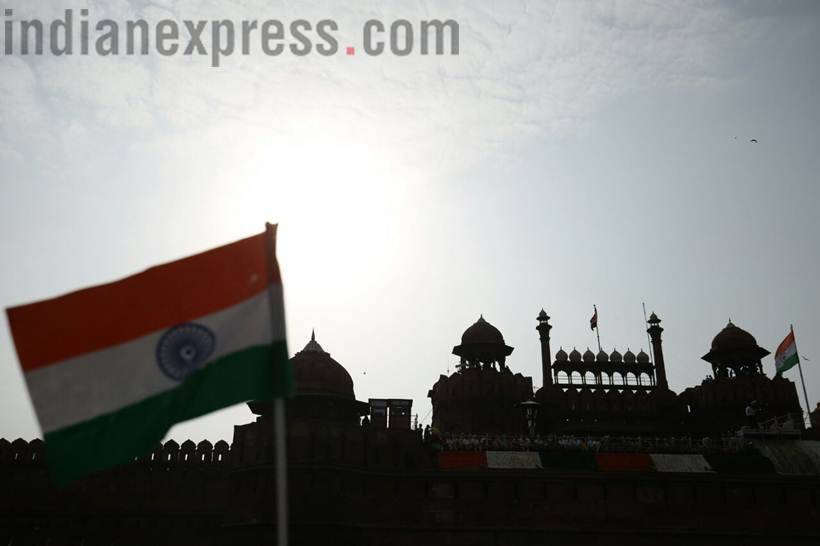 Independence Day 2017 In Photos Pm Narendra Modi Underlines The