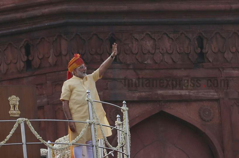 Every Indian needs to own dream of New India: Modi