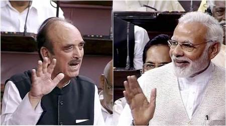 Ghulam Nabi Azad counters PM Modi, says rich people too fought for India's freedom
