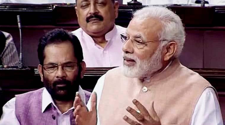 Ghulam Nabi Azad counters PM Modi on 'poor background' remark