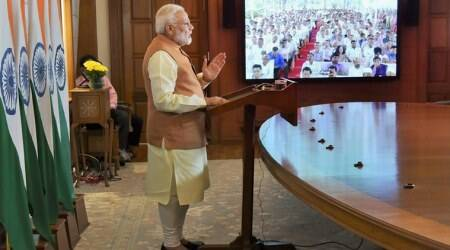 Playing field is more important than play station, says Prime Minister Narendra Modi