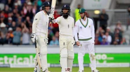 England vs South Africa, Eng vs SA, Joe Root, Moeen Ali, sports news, cricket, Indian Express