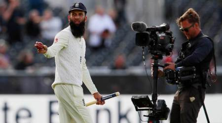 Why Moeen Ali walked off when England celebrated with champagne