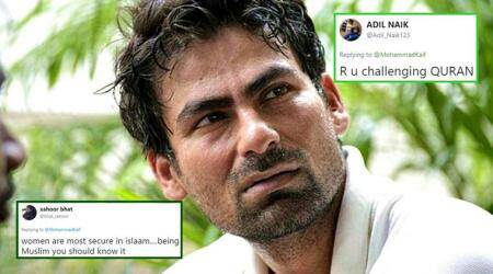 Mohammad Kaif trolled AGAIN after welcoming Supreme Court's 'triple talaq'verdict