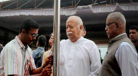 Palakkad Collector P Marykutty, who barred RSS' Mohan Bhagwat from hoisting Tricolour, transferred