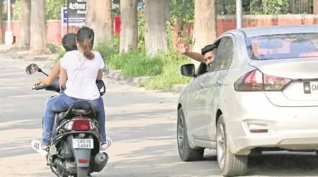 Chandigarh geri route: Where boys routinely follow girls, and no eyebrows areraised