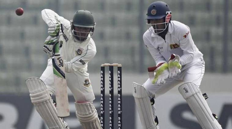 Mominul Haque, Australia tour of Bangladesh, Bangladesh vs Australia, sports news, cricket, Indian Express