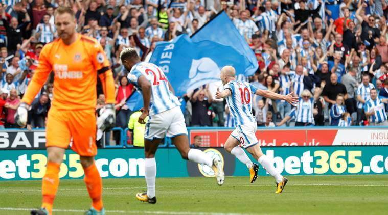 huddersfield town, newcastle united, huddersfield vs newcastle, english premier league, epl, football news, sports news, indian express