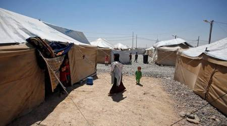 mosul, iraq, islamic state, isis, mosul displaced people return, middle east news, indian express