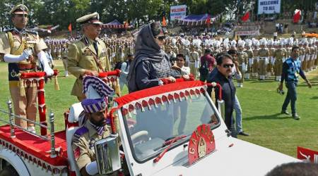 Independence Day 2017: In J&K, most remain seated when national anthem was played