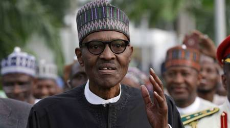 Nigerian president Muhammadu Buhari vows to step up fight against Boko Haram