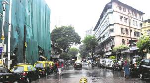 Mumbai street named after man who worked for first railway line inIndia