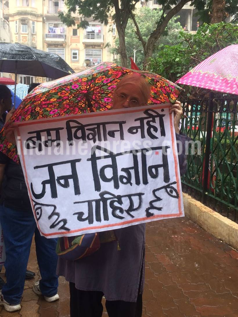 march for science, science rally, science protest, march for science mumbai, Indian march for Science, Budgetary allocation for science and research, march for science delhi, India news, national news