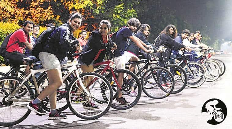 Mumbai bikers, cycle riders in Mumbai, Monsoon Midnight Cycle Tour, India news, National news, Latest news